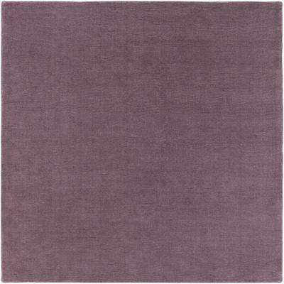 Falmouth Mauve 10 ft. x 10 ft. Indoor Square Area Rug