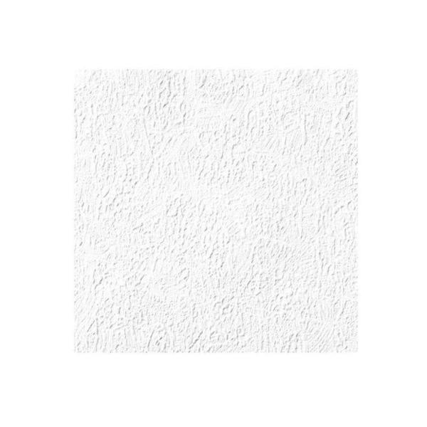 Clarendon Paintable Anaglytpa Original White & Off-White Wallpaper Sample