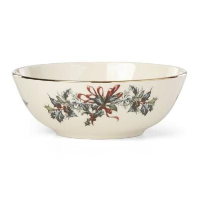 Winter Greetings 16 oz. Place Setting Bowl