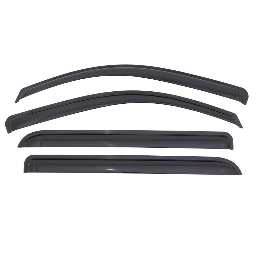 Original Ventvisor Window Deflector (4-Piece)