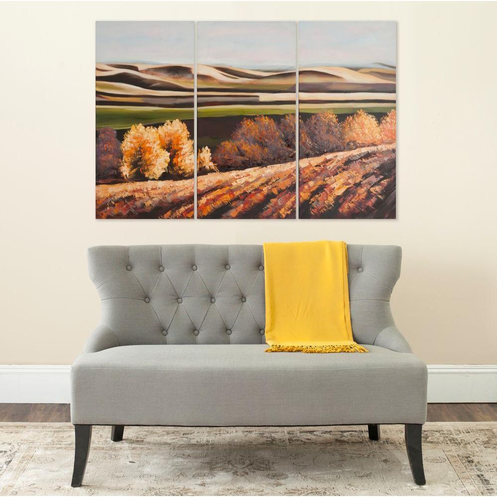 """36 in. x 18 in. """"Harvest Dream"""" Wall Art"""
