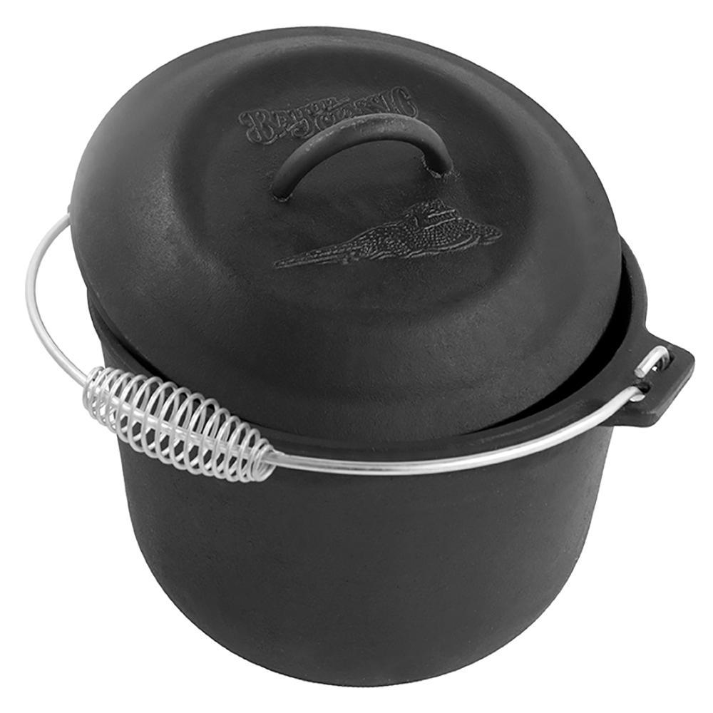 Bayou Classic 6 qt. Covered Soup Pot