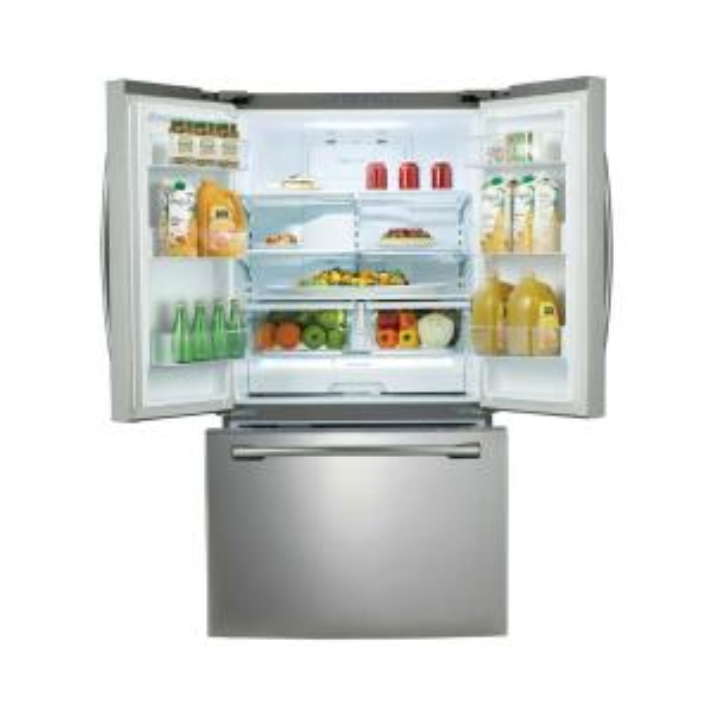 +15. Samsung 25.5 Cu. Ft. French Door Refrigerator ...