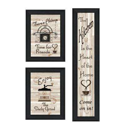 """""""The Kitchen Collection I"""" by Millwork Engineering Framed Wall Art"""