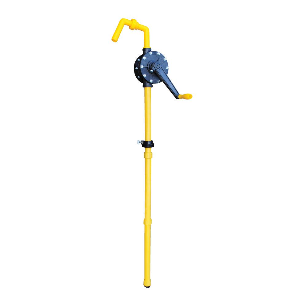 10 in. Ryton Manual Rotary Drum Pump