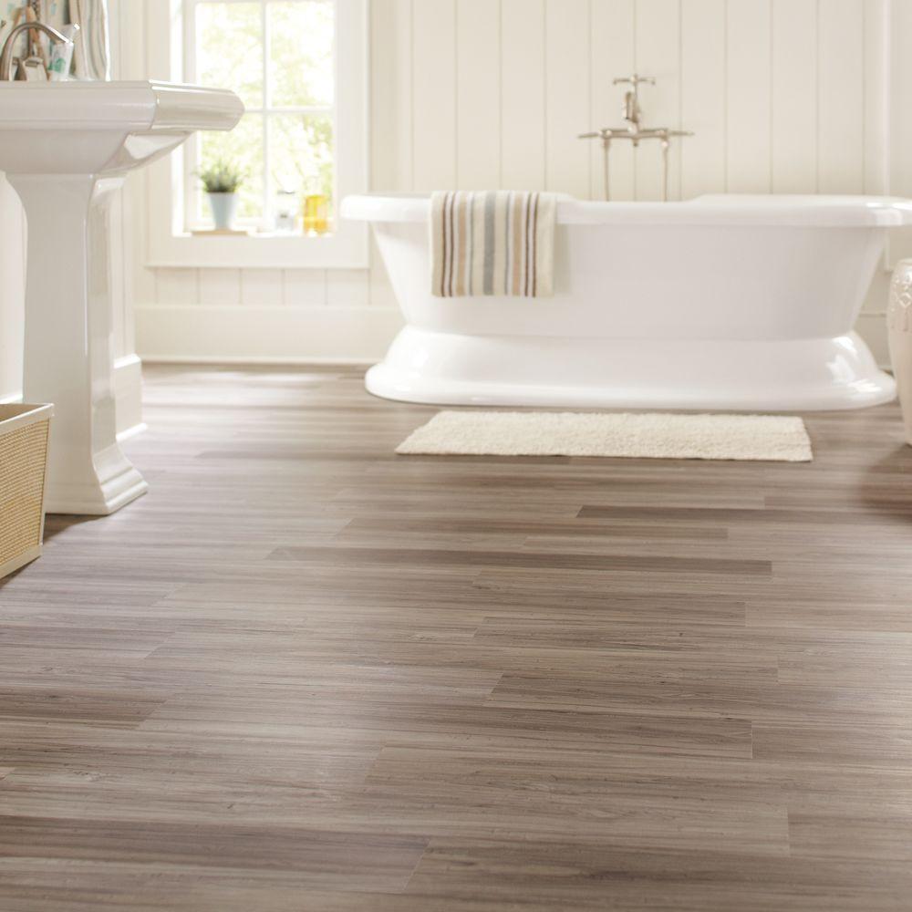 Dove Maple Luxury Vinyl Plank