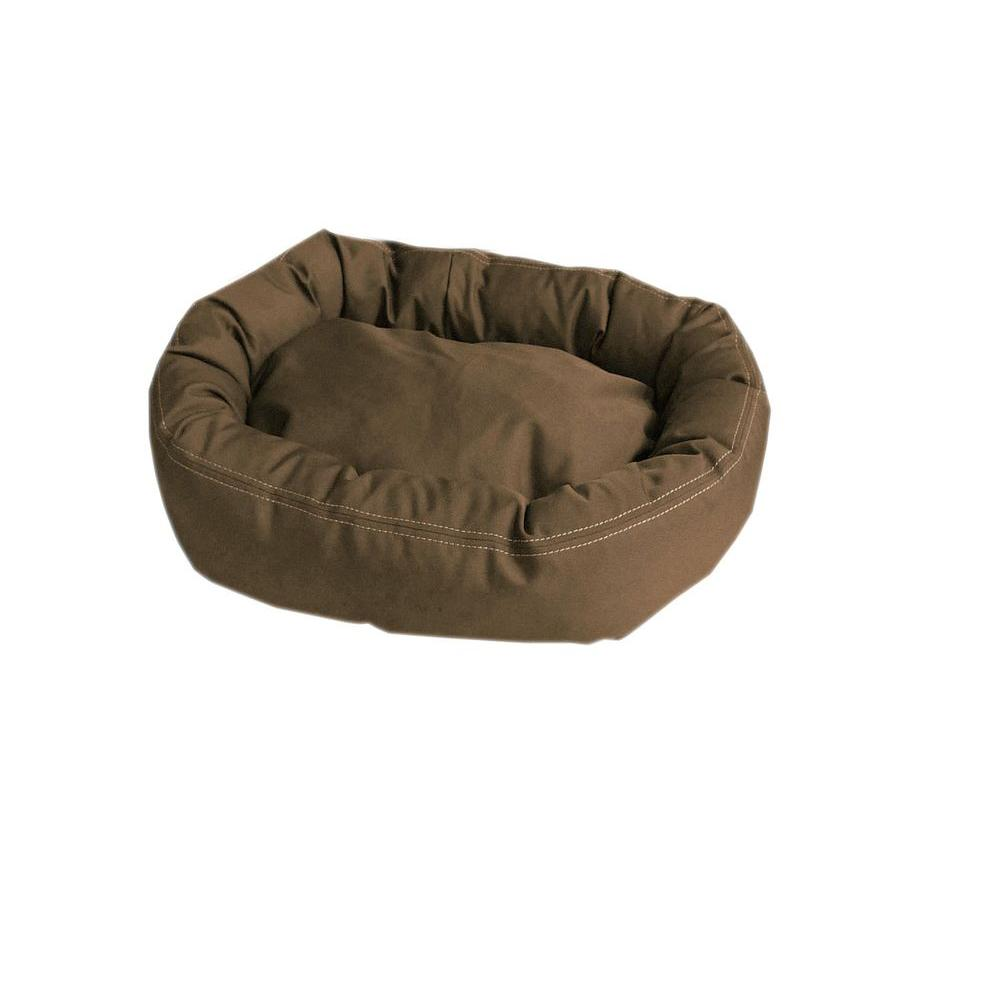Brutus Tuff Comfy Cup Small Olive Bed