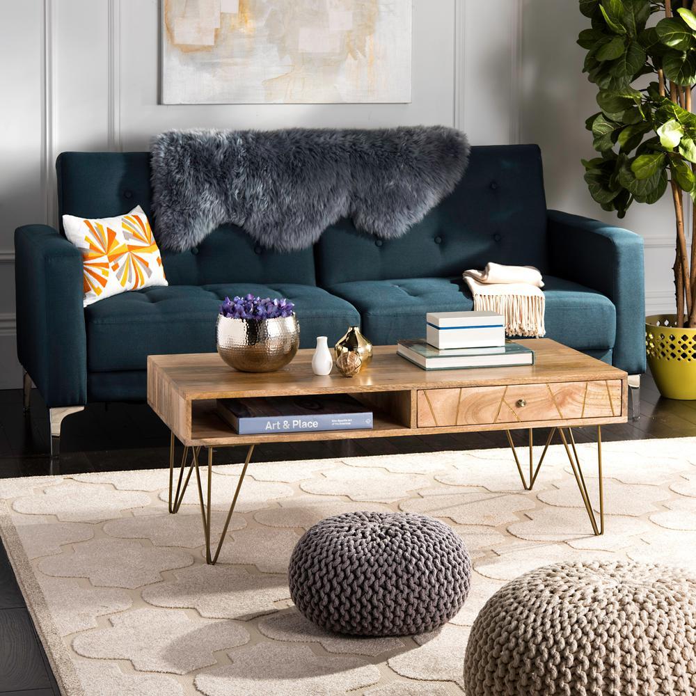Marigold Natural Coffee Table