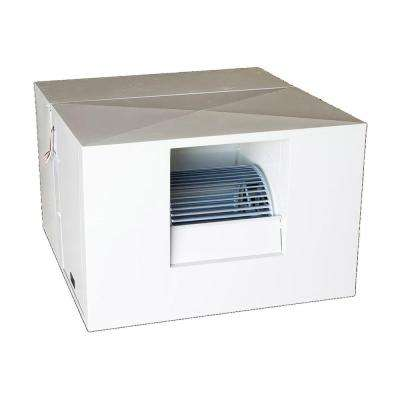 Champion Cooler 4600 Cfm Side Draft Wall Roof Evaporative Cooler For 1700 Sq Ft Motor Not Included 4001 Sd The Home Depot