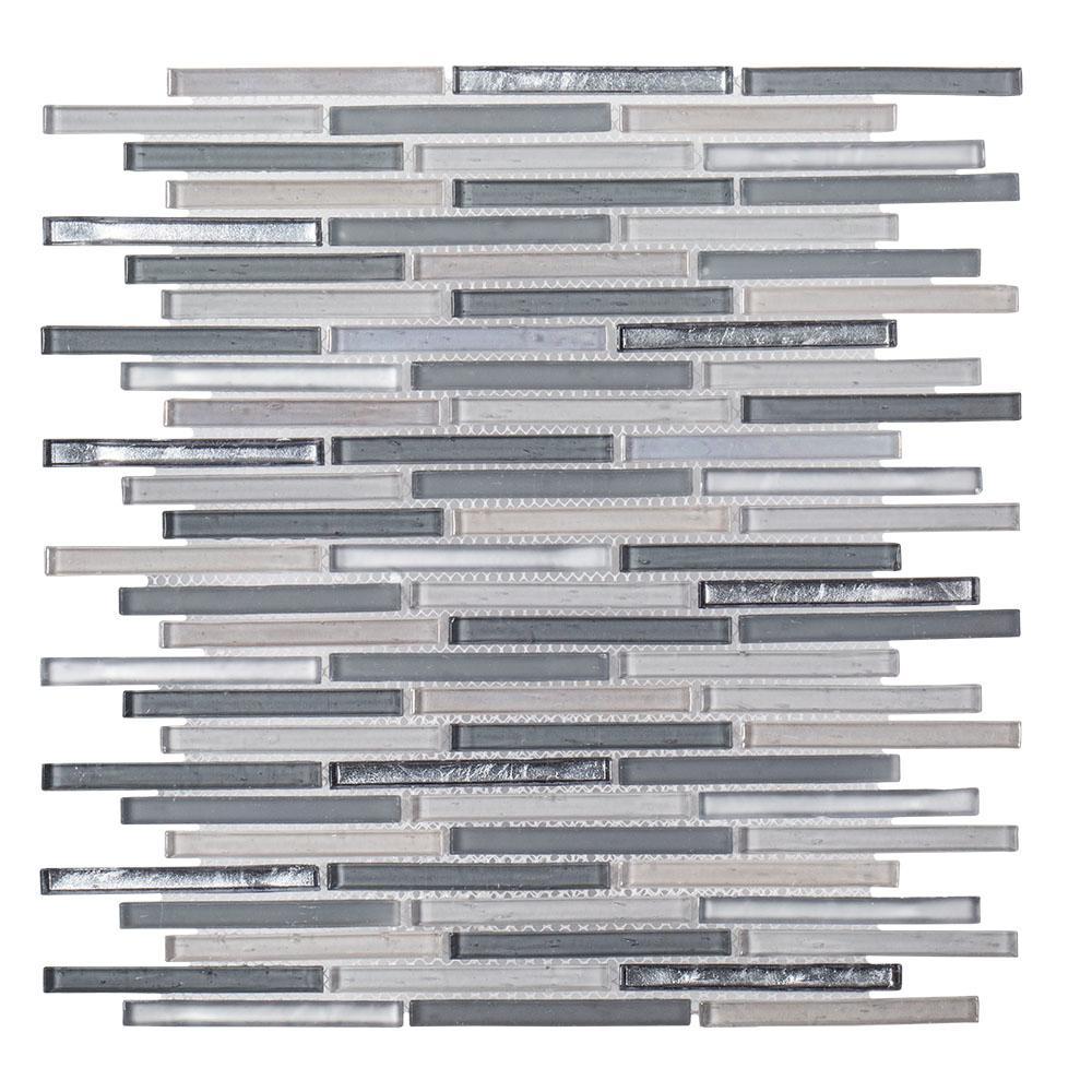 Jeffrey Court Mirage 11 3 4 In X 13 Gl Mosaic
