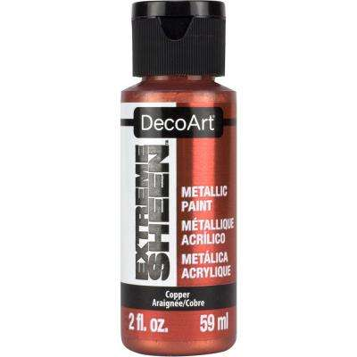 2 oz. Copper Metallic Paint