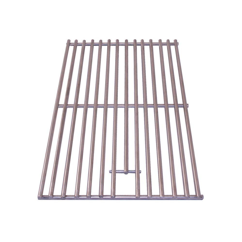 KitchenAid 18.82 in. x 8.90 in. Stainless Steel Cooking Grid Renew your KitchenAid gas grill with Stainless steel replacement cooking grates. Replacement grates for KitchenAid model 720-0745B. Freshen the look and performance of your cooking grates, to enhance the life span of your KitchenAid grill. Package consists of 1 Stainless Steel Cooking Grate.