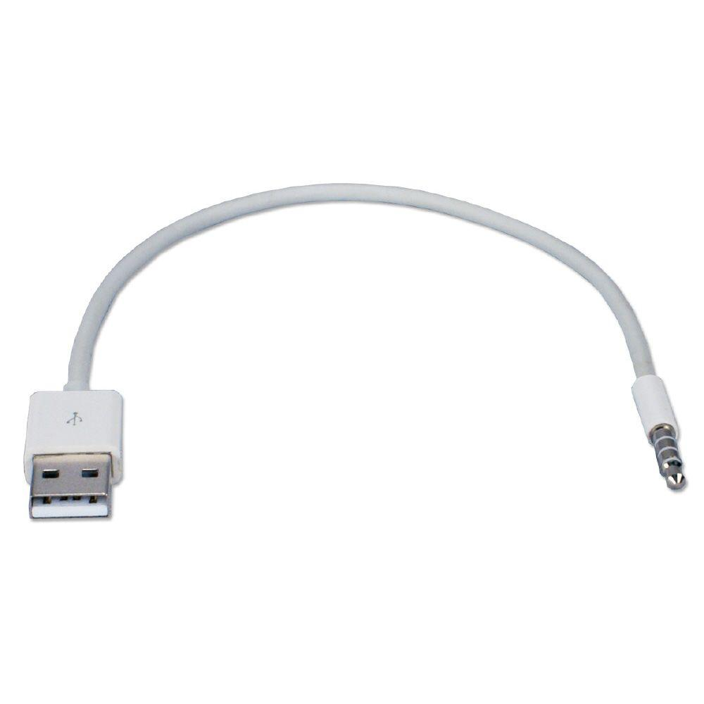 Qvs USB Charge and Sync Cable for iPod shuffle