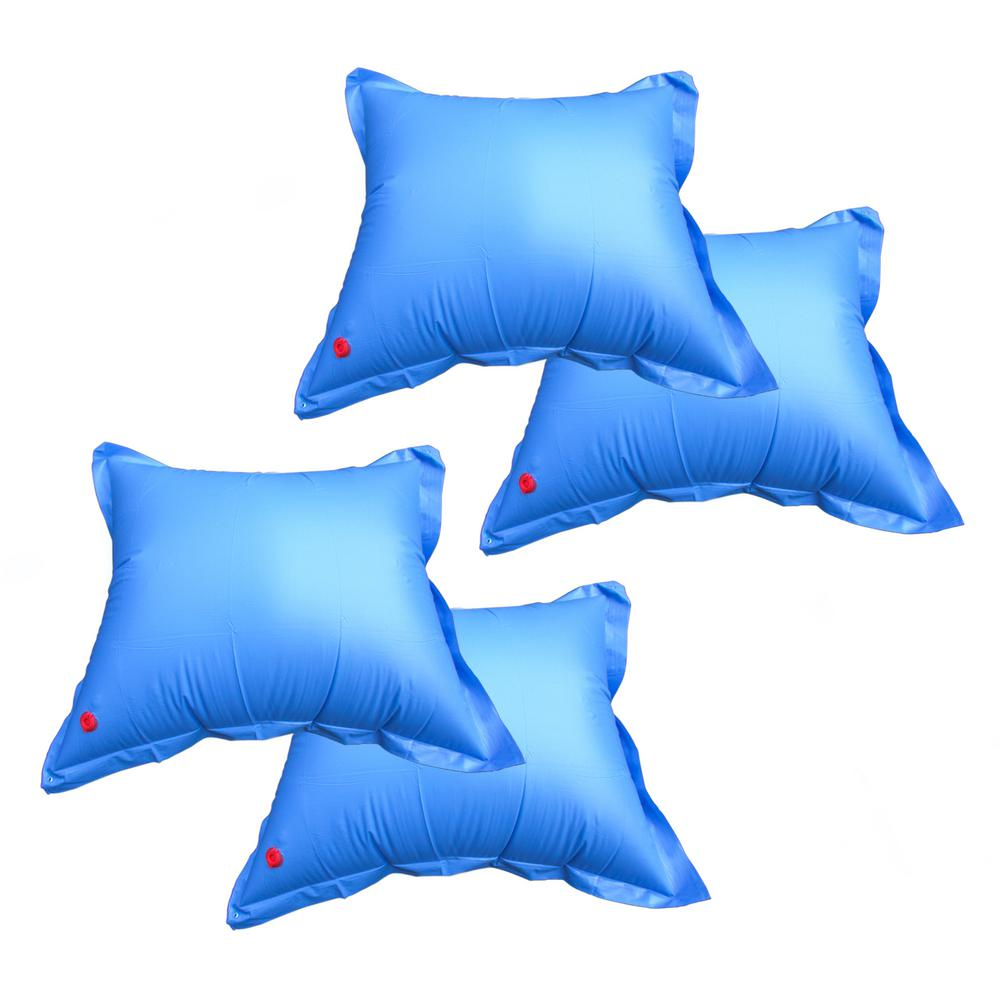 Pool Mate 4 ft. x 4 ft. Ice Equalizer Pillow for Above Ground ...