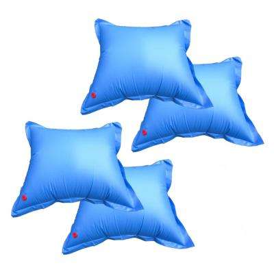 4 ft. x 4 ft. Ice Equalizer Pillow for Above Ground Swimming Pool Covers (4-Pack)