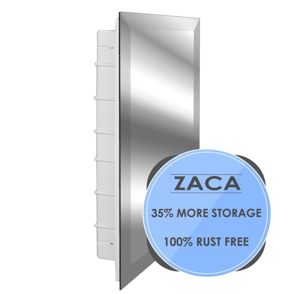 Zaca Spacecab Altair 16 In X 36 In X 3 1 2 In Frameless