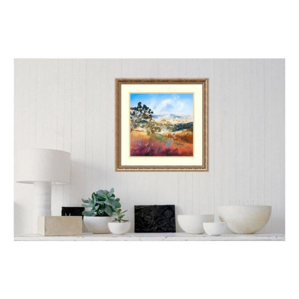 Amanti Art 24 in. H x 24 in. W ''King Valley''