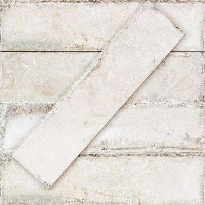 Granada Olimpia 3 in. x 12 in 9.5mm Natural Porcelain Floor and Wall Tile (46-piece 10.82 sq. ft. / box)