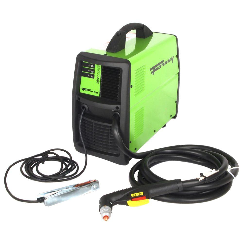 Forney 120-Volt 115FI Plasma Cutter with Built-In Compressor