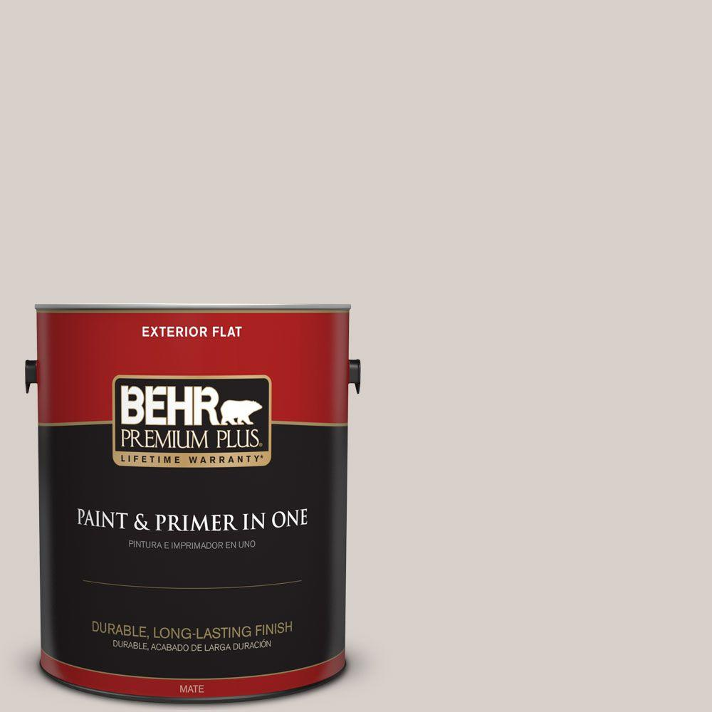 1 gal. #T16-19 Bowstring Flat Exterior Paint