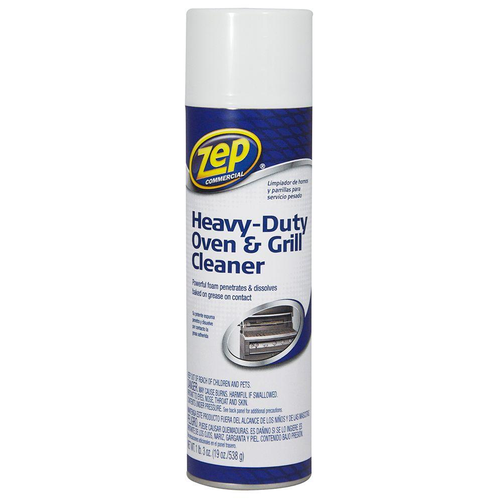 Zep Heavy Duty Oven And Grill Cleaner Pots Pans Grease