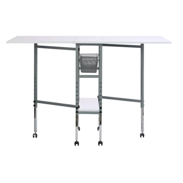 Rattan Sofa Garden Furniture, Sew Ready Hobby Craft 60 In W X 36 In D Mdf Folding Fabric Cutting Table With Drawers Adjustable Height Silver White 13374 The Home Depot