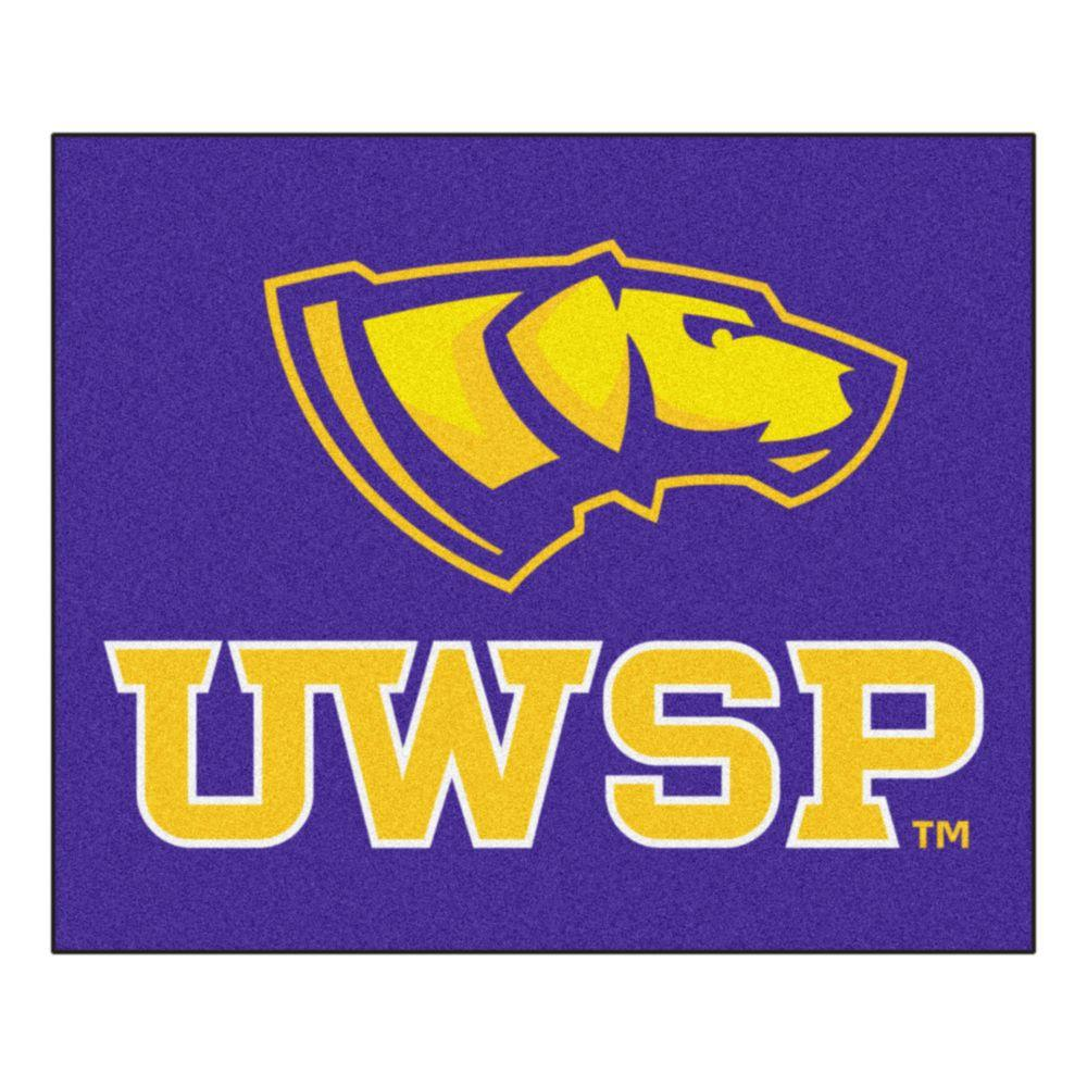 Fanmats Ncaa University Of Wisconsin Stevens Point Purple