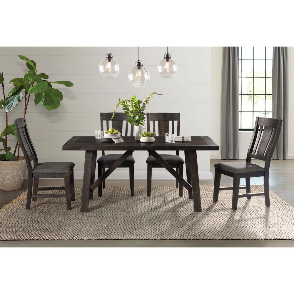 Hillsdale Furniture Bennington 5pc Dining Room Set In: Hillsdale Furniture Bayberry 5-Piece Dark Cherry Dining
