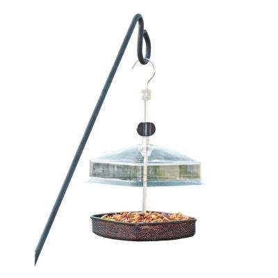 Multi-Treat Backyard Bird Feeder