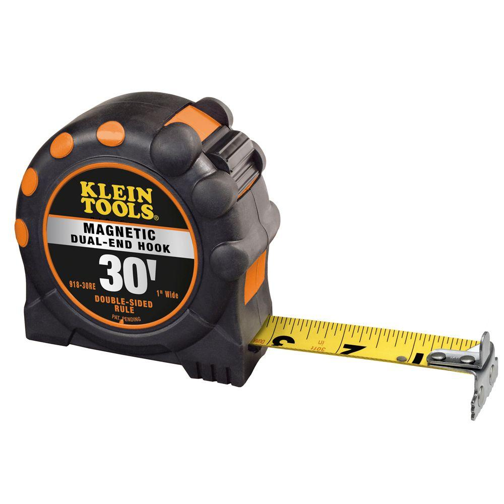 Klein Tools 30 ft. Tape Measure-DISCONTINUED