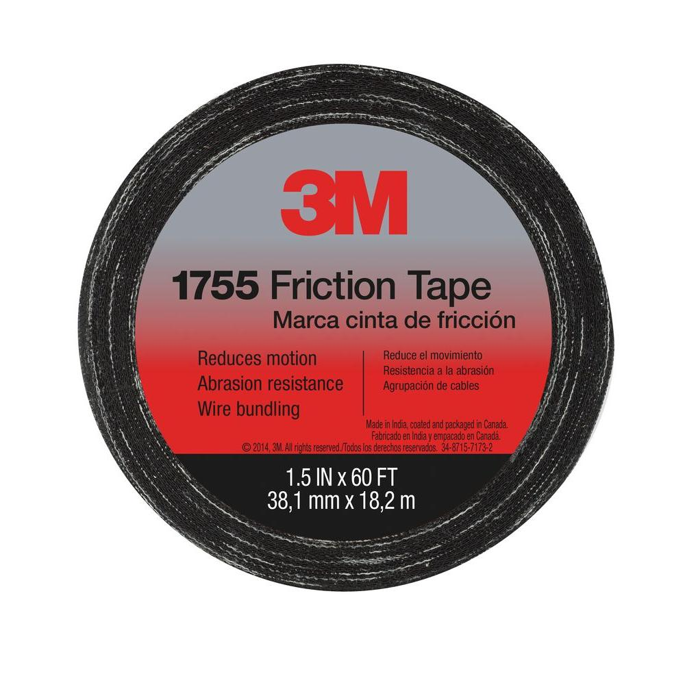 3m electrical tape 57173 s 10 64_1000 3m 1 5 in x 60 ft temflex friction tape 57173 s 10 the home depot friction tape wire harness at downloadfilm.co