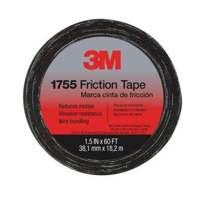 1.5 in. x 60 ft. Temflex Friction Tape