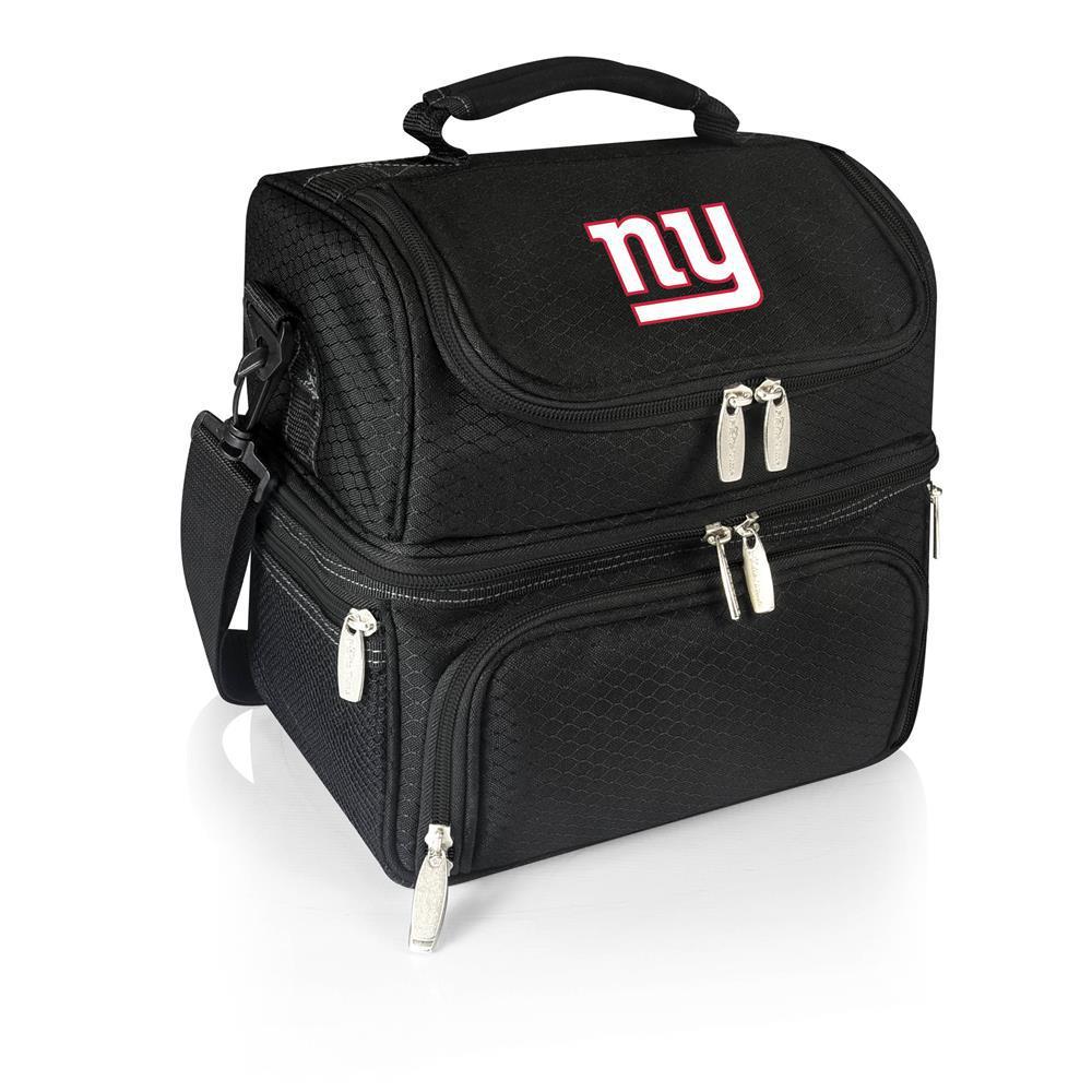 Pranzo Black New York Giants Lunch Bag
