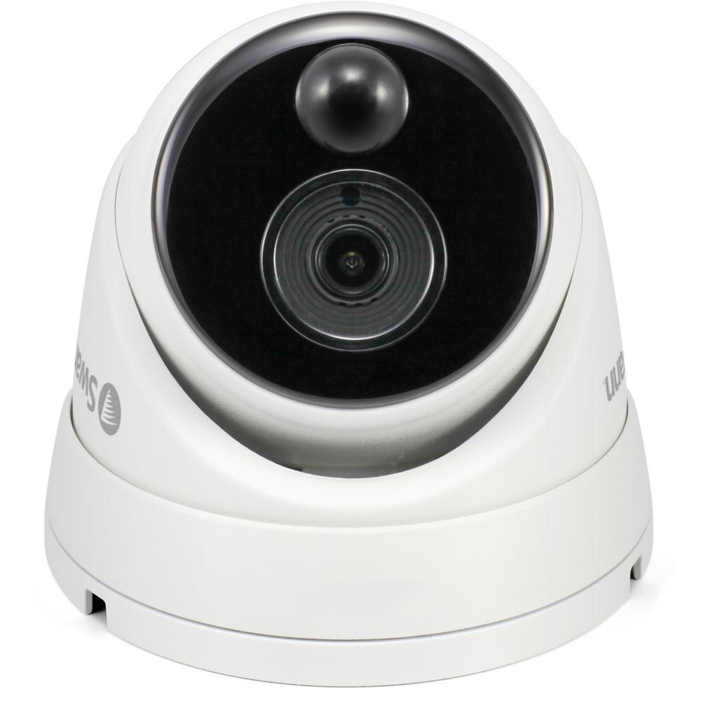 Swann 8-Channel 1080p 1TB DVR Surveillance System with 8 PIR