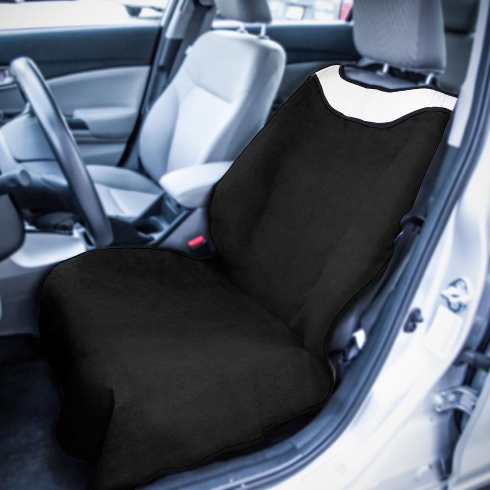 OxGord Polyester Seat Covers 27 In L X 21 In W X 505 In H Sweat
