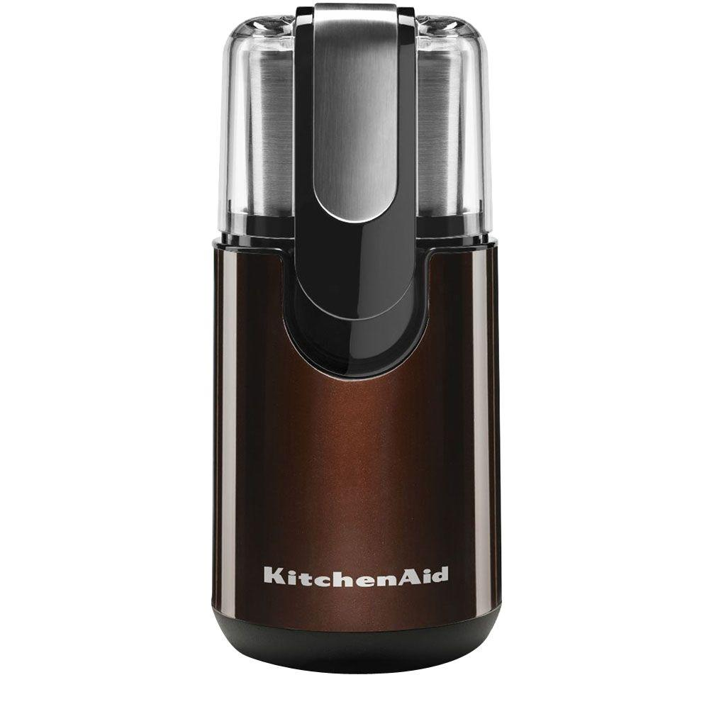 KitchenAid 12-Cup Bladed Coffee Grinder in Espresso
