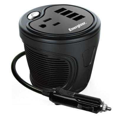 120-Watt Cup Power Inverter