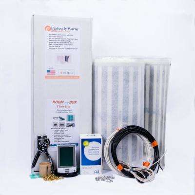 Room in a Box 68 ft. x 18 in. Anti-Fracture Heat Film Radiant Floor Heating System