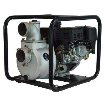 7 HP Semi Trash Water Pump
