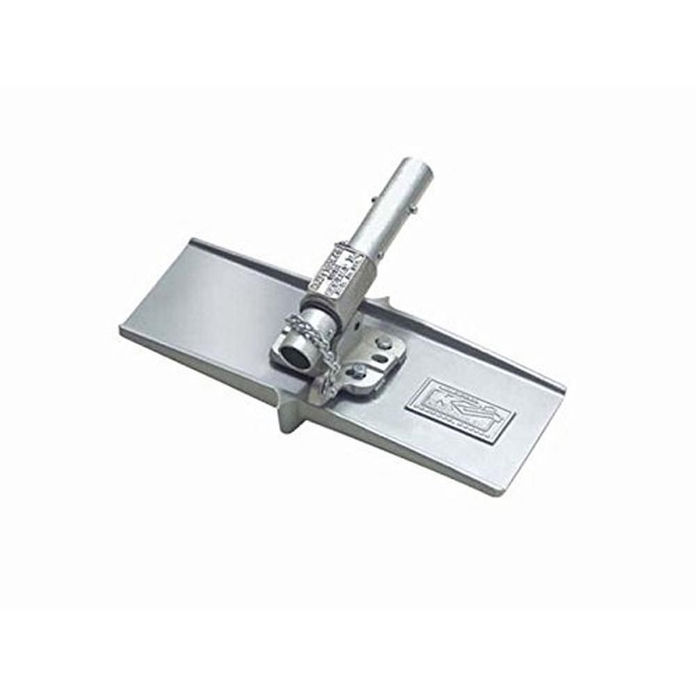 12 in. x 8 in. Airplane Groover 1 in. Bit -out