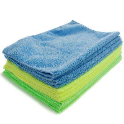 Microfiber Cleaning Cloth (12-Pack)