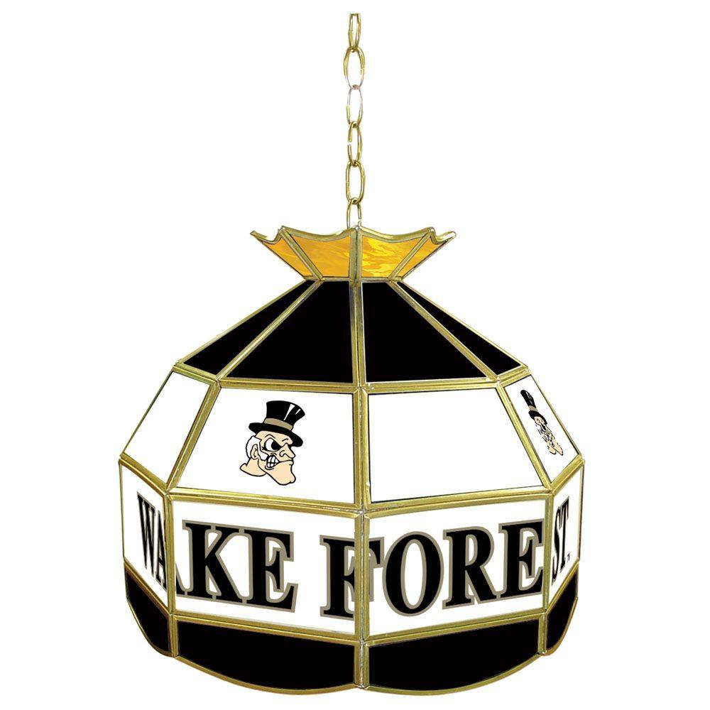 Trademark Wake Forest University 16 In Gold Hanging
