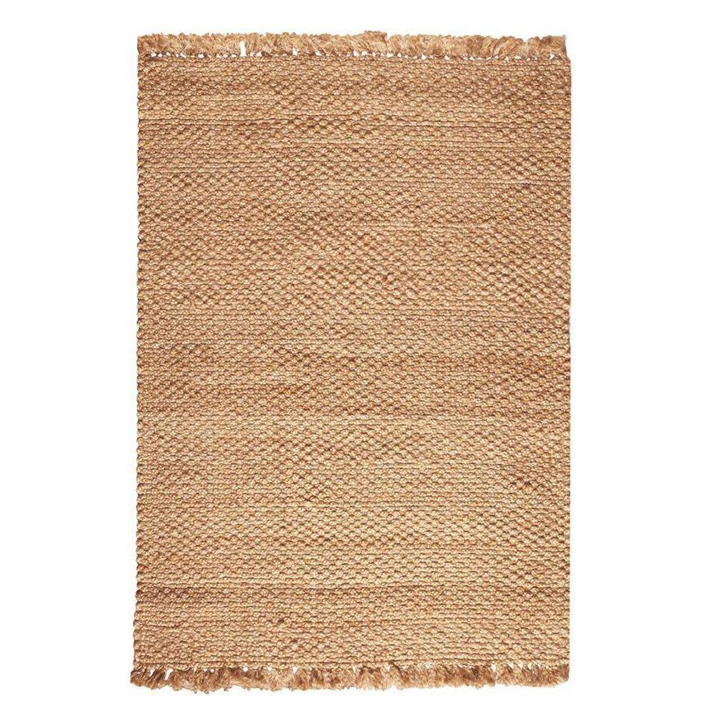 Home Decorators Collection Braided Natural 4 ft. x 6 ft. Area Rug