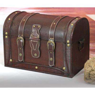 Antique Cherry Trunk