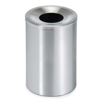 Casa 4 Gal. Indoor Stainless Steel Waste Basket
