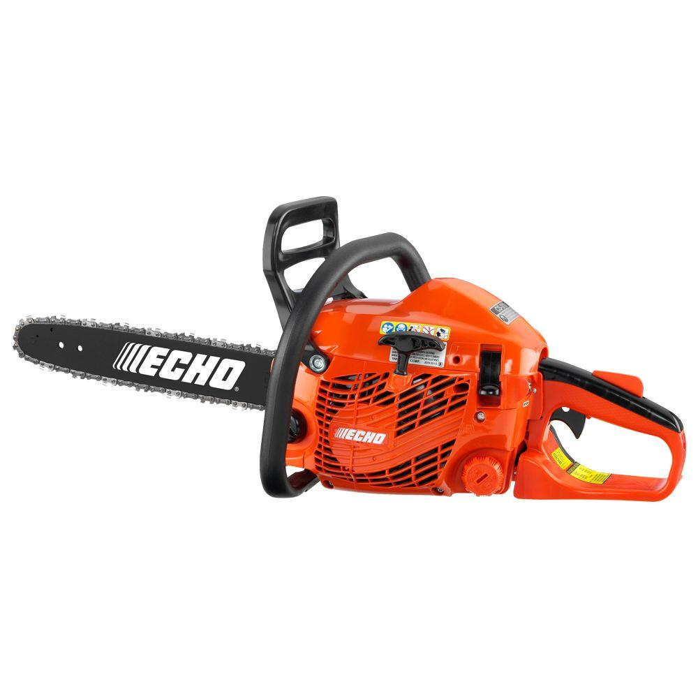 Echo 14 in 305cc gas 2 stroke cycle chainsaw cs 310 14 the home 305cc gas 2 stroke cycle chainsaw greentooth Gallery