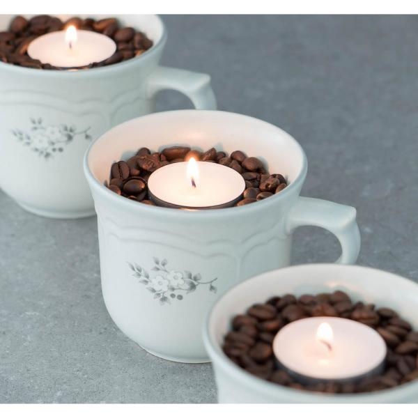 Unscented Long Burning 8-Hour Tea Light Candle (Set of 100)