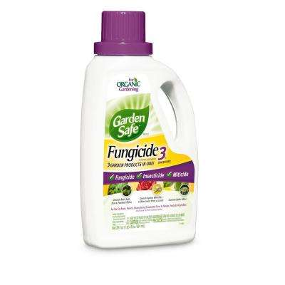 20 fl. oz. Fungicide 3 Concentrate
