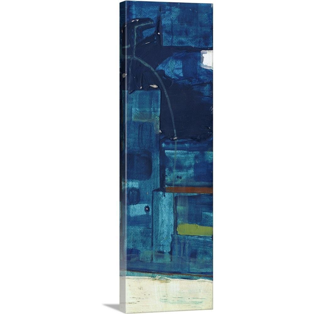 """Cobalt Sky II"" by Smith Haynes Canvas Wall Art"