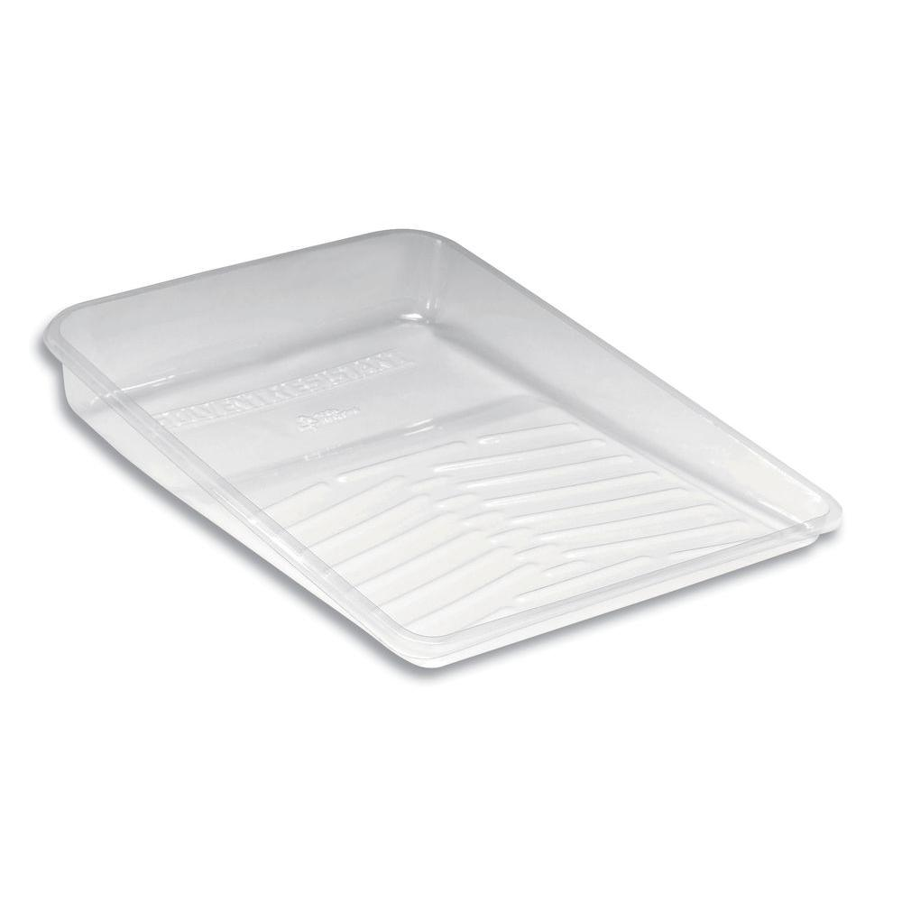 Wooster 13 in. Plastic Tray Liner For Metal Hefty Deep Well Tray